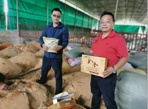 【成功案例】1000平米养猪舍成功铺设发酵床